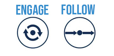 FBCGE Single Focus: Engage and Follow