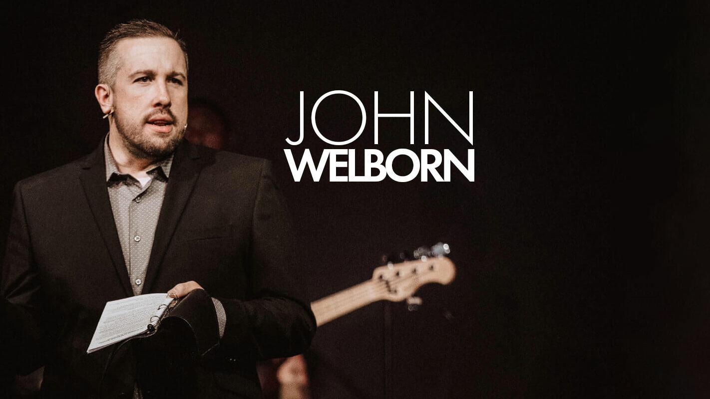 John Welborn | Guest Speaker
